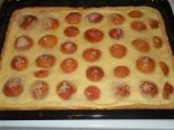 Meruňkový linecký koláč recept