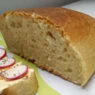 Voňavý cibulový chléb z domácí pekárny recept