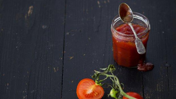 Sladká rajčatová marmeláda