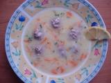 Citronová polévka recept