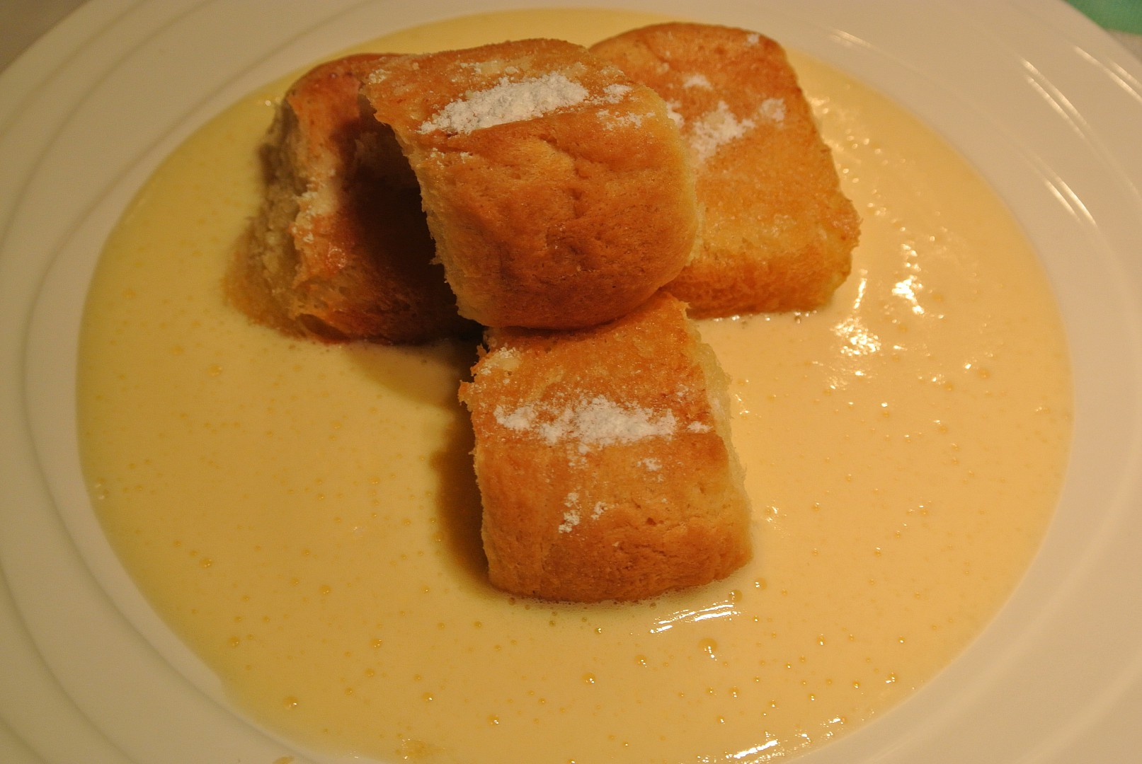 Francouzské máslové buchtičky s vinnou pěnou recept ...