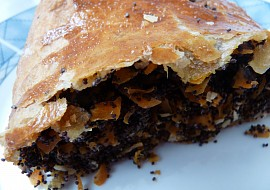 Mrkvovo-makový závin podle Tejaji – i pro diabetiky recept ...
