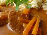 Vepřové maso s mrkví a rajčatovým protlakem z PH recept ...