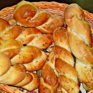 Velikonoční slané kroucené pečivo recept