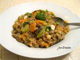 Luštěninovo-zeleninová směs recept
