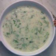 Smetanová fazolová polévka recept