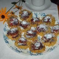 Sladké bramboráčky se švestkami recept