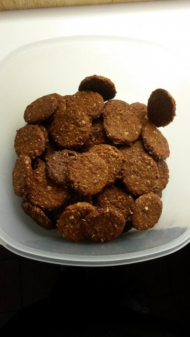 Sušenky výborné recept