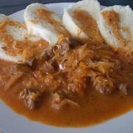 Segedinský vepřový guláš recept