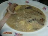 Zimní podkrkonošská polévka recept