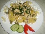 Zapečený pangasius s brambory a cotagge sýrem recept ...