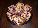 Ovocný koláč se smetanovou zálivkou recept