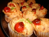 Mozzarellové muffiny recept