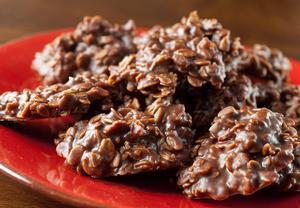 Americké nepečené sušenky (No-bake cookies)