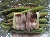 Zelený chřest s anglickou slaninou recept
