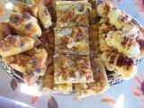 Slaný cibulový koláč recept