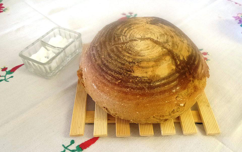 Líný chleba pro trpělivé pekařky recept