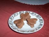 Pěnová kakaová srdíčka recept