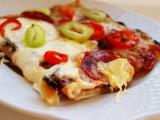 Domácí pizza od Slávky recept