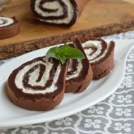 Maminčina kakaová roláda recept
