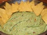 Avokádové guacamole recept