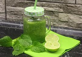 Jarní vzpruha  zelené smoothie z mladého osení recept ...