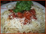 Silnější řapíkaté a česnekové špagety recept