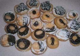 Svatební koláčky  nekynuté recept