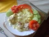 Kuřecí maso s tatarkou recept