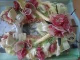 Slaný dort recept