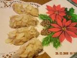 Sněhové šišky s karamelem recept