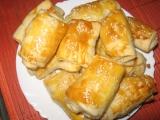 Roládky z listového těsta recept