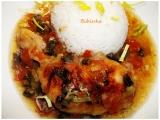 Kuřecí zatažené porce recept