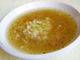 Ovarová polévka se strouháním recept