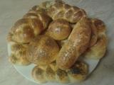 Domácí houstičky/ rohlíčky recept