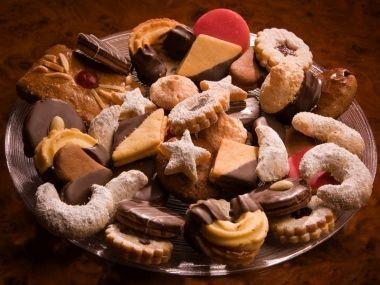 Vánoční cukroví z jednoho těsta