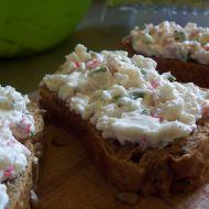 Jemná krabí pomazánka recept