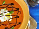 Rajčatová polévka s balsamicem recept