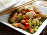 Jalapeňos nudličky z wokovy pánvičky recept