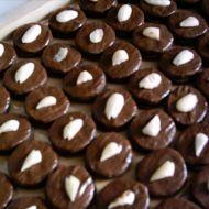 Išelské dortíčky recept