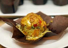 Slané dýňové muffiny recept