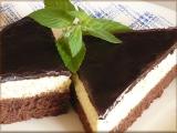 Luxusní čokoládové trojhránky recept
