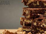 Nepečené brownies s vlašskými oříšky recept