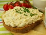 Brynzová pomazánka  souboj sýrů recept