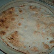 Masovo-zeleninová směs v libanonském chlebu recept