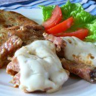 Kuřecí řízky se slaninou recept