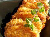 Kořeněné květákové lívanečky se studenou omáčkou recept ...
