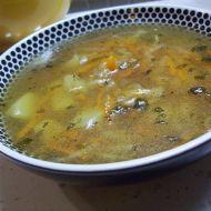 Uzená polévka se zeleninou recept