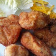 Křupavé kuřecí kousky recept