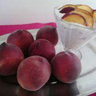 Ovocný pohár s ricottou recept